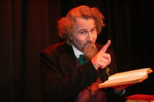 Mark Twain, Charles Dickens Presents: A Christmas Carol