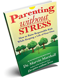 Dr Marvin Marshall, Stress Management for Living, Teaching, & Parenting